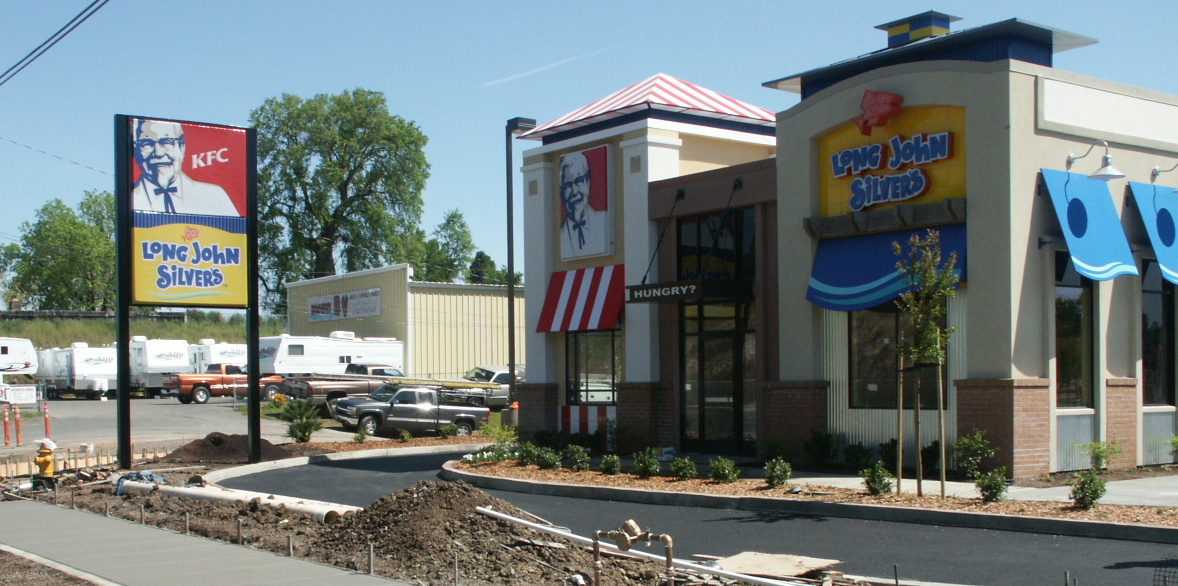 KFC New Construction